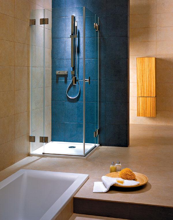 Niven – sprchovanie s eleganciou