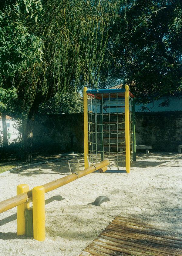 Detské ihrisko a športový kútik