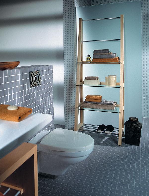 Kúpeľňa – súkromný vodný svet (2. časť)