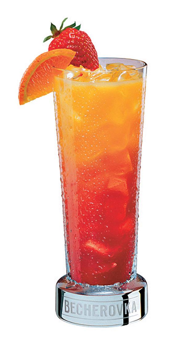 Na betón osviežujúce drinky
