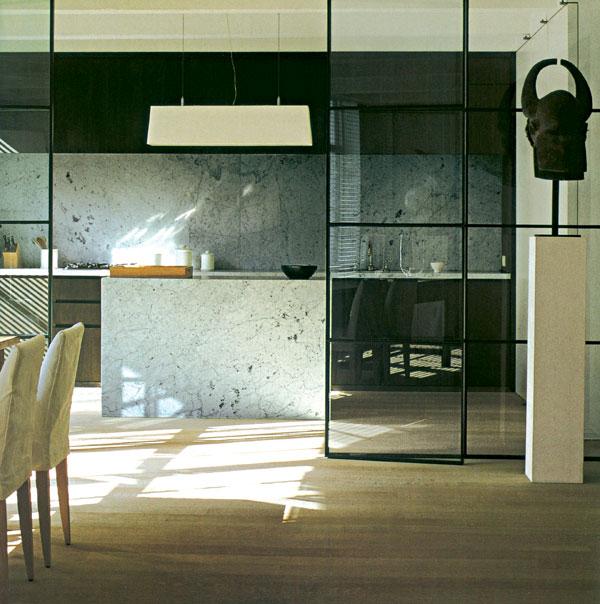 Kuchyňa nie je väzenie alebo otvorenosť je v móde