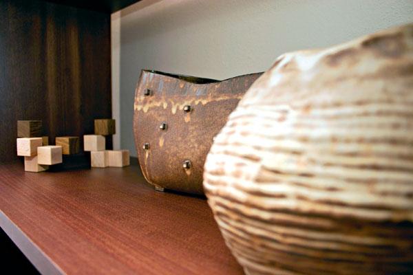 Izba s vôňou bielej kávy