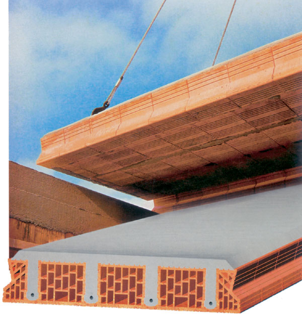 Stropné konštrukcie ako súčasť stavebného systému (1. časť)