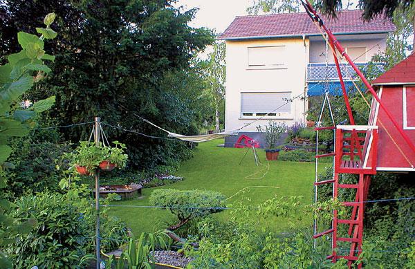 Záhrada pre detské radovánky