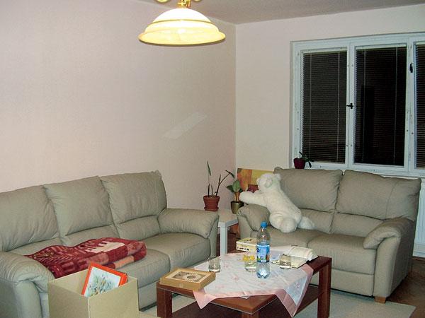 Odhalené čaro panelákovej obývačky