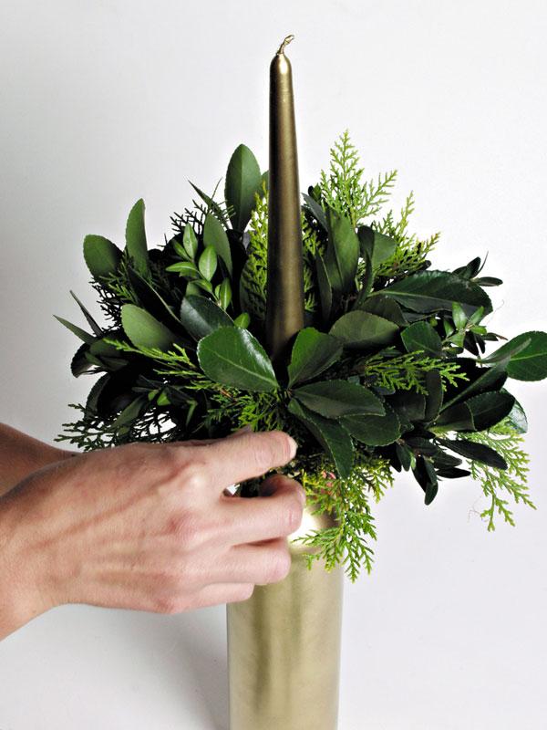 Adventné kytice