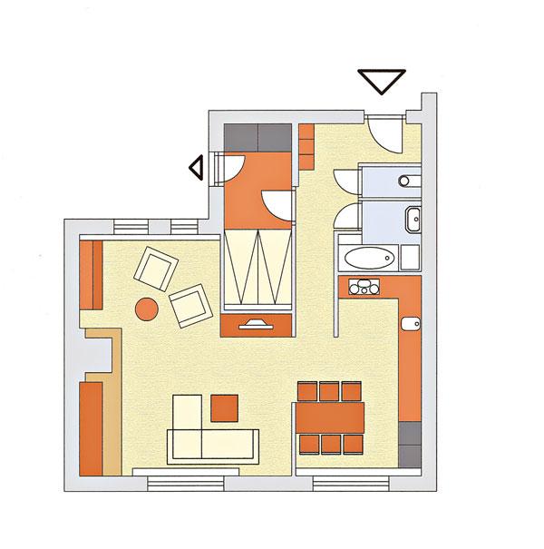 Mnoho príbehov jedného bytu
