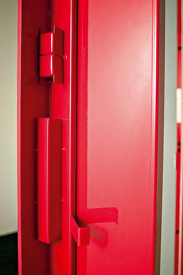 Povaha dverí