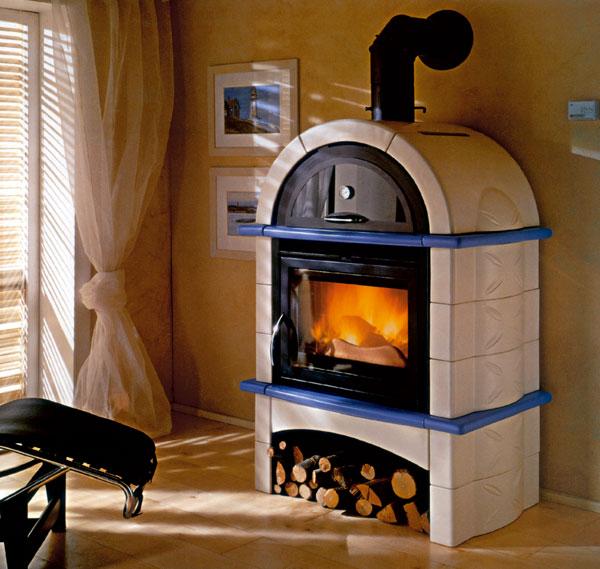 Moderné kachľové pece – príjemný a výkonný zdroj tepla