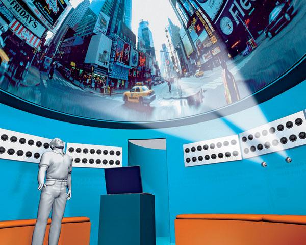 Byt budúcnosti: Sci-fi sa stáva realitou