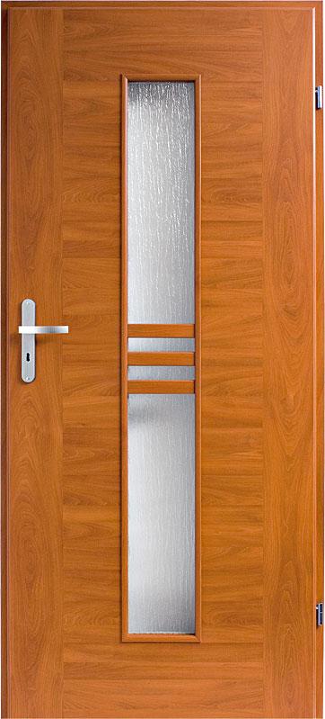 Aj dvere robia interiér