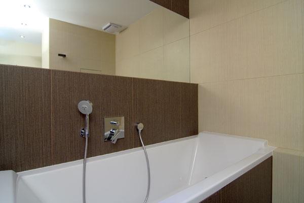 Vyhranená kúpeľňa