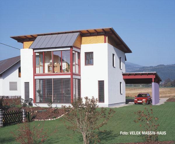 Staviame nízkoenergetický dom