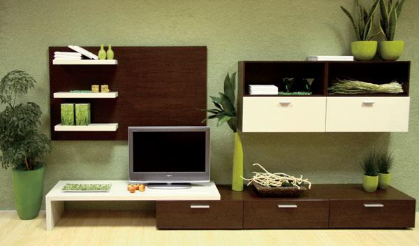 Obývačka v novom štýle