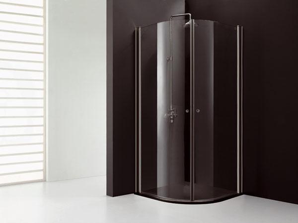Sprcha s otvoreným prístupom