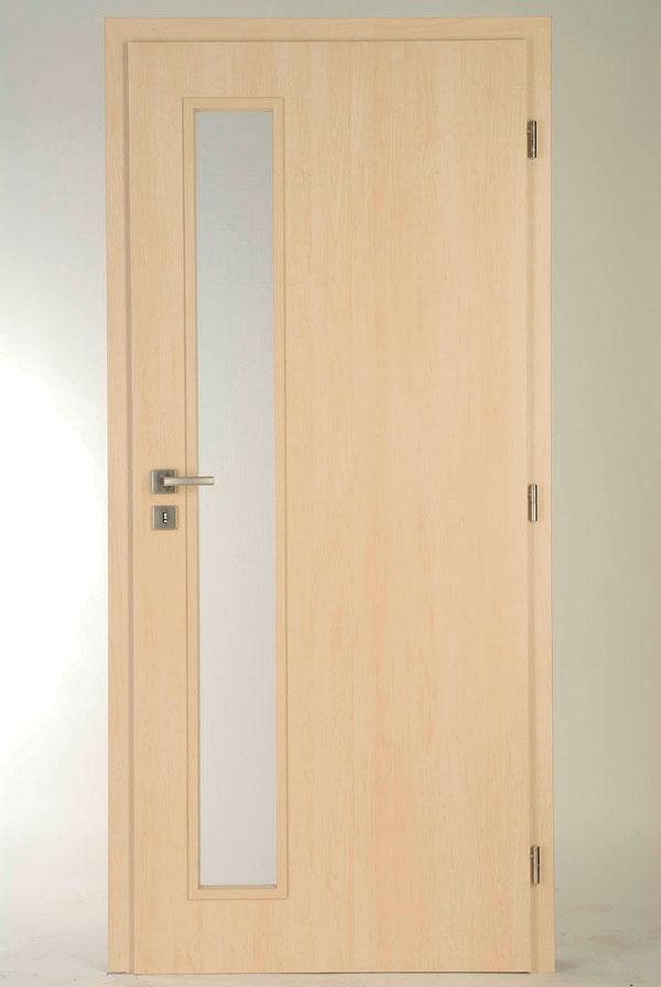 Aké dvere do bytu?