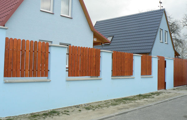 Brandenburské brány a ploty