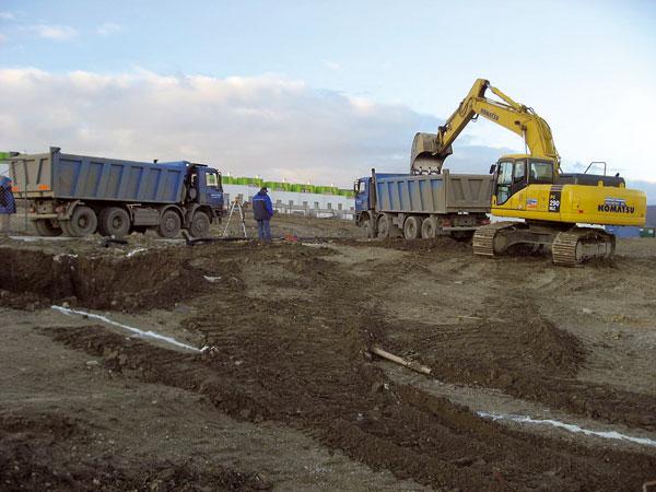 Druhá etapa výstavby rezidenčného sídla v Bratislave
