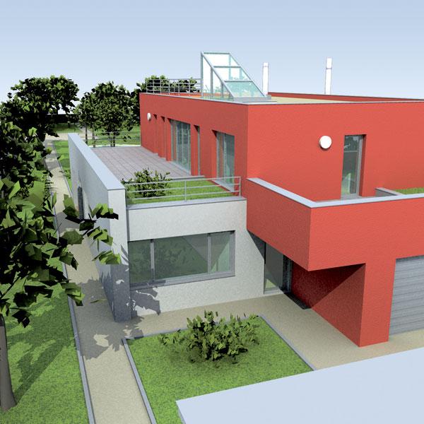 Pasívny dom v slovenskej realite: 2. časť – Špeciality pod úrovňou a na úrovni (terénu)
