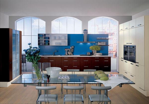Okná do kuchynskej linky