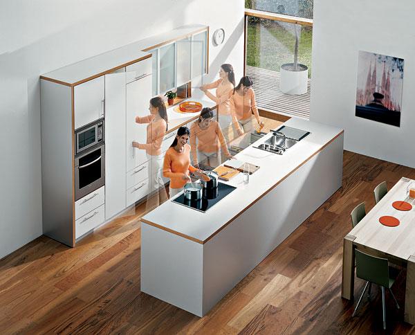 Inšpirácia: biela◦drevo◦kuchyňa◦návrh kuchyne