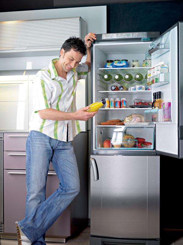 Kuchyňa plná techniky