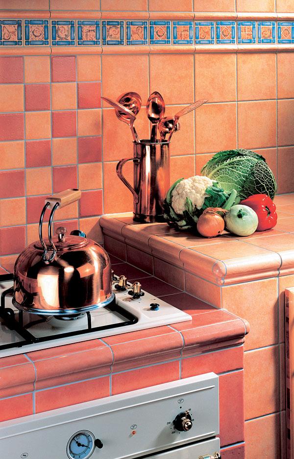 Murované kuchyne