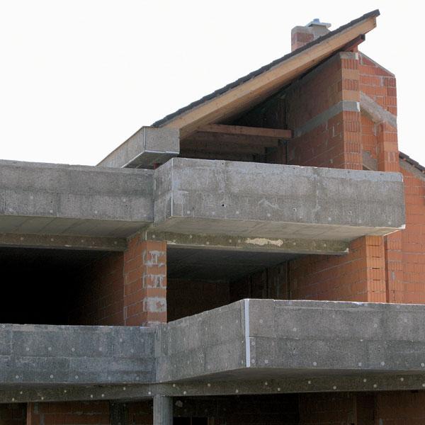Poruchy balkónov, lodžií a terás