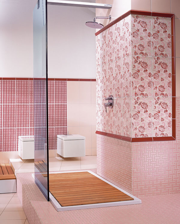 Mozaika ako kúpeľňový šperk
