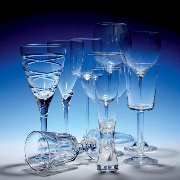 Víno a sklo
