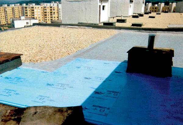 Chyby pri stavbe plochej strechy