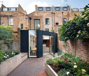 Ako rozšíriť prízemie domu smerom do záhrady