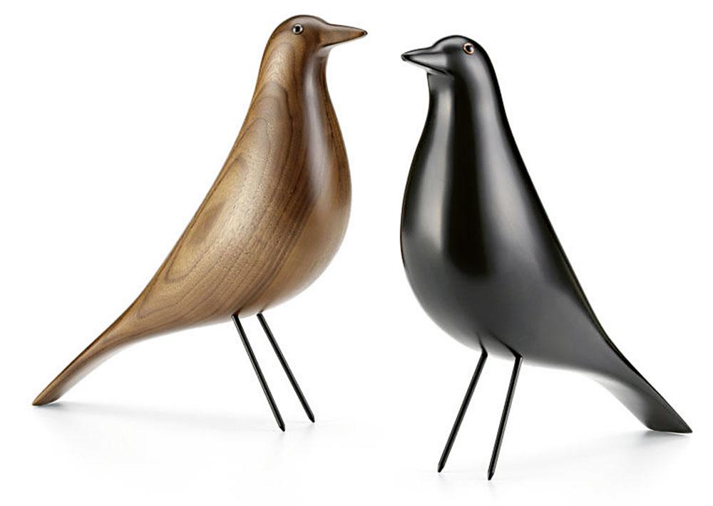 Eames House Bird, Vitra, drevená dekorácia, 175 €,