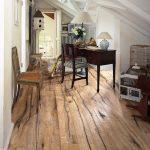 Drevená masívna podlaha