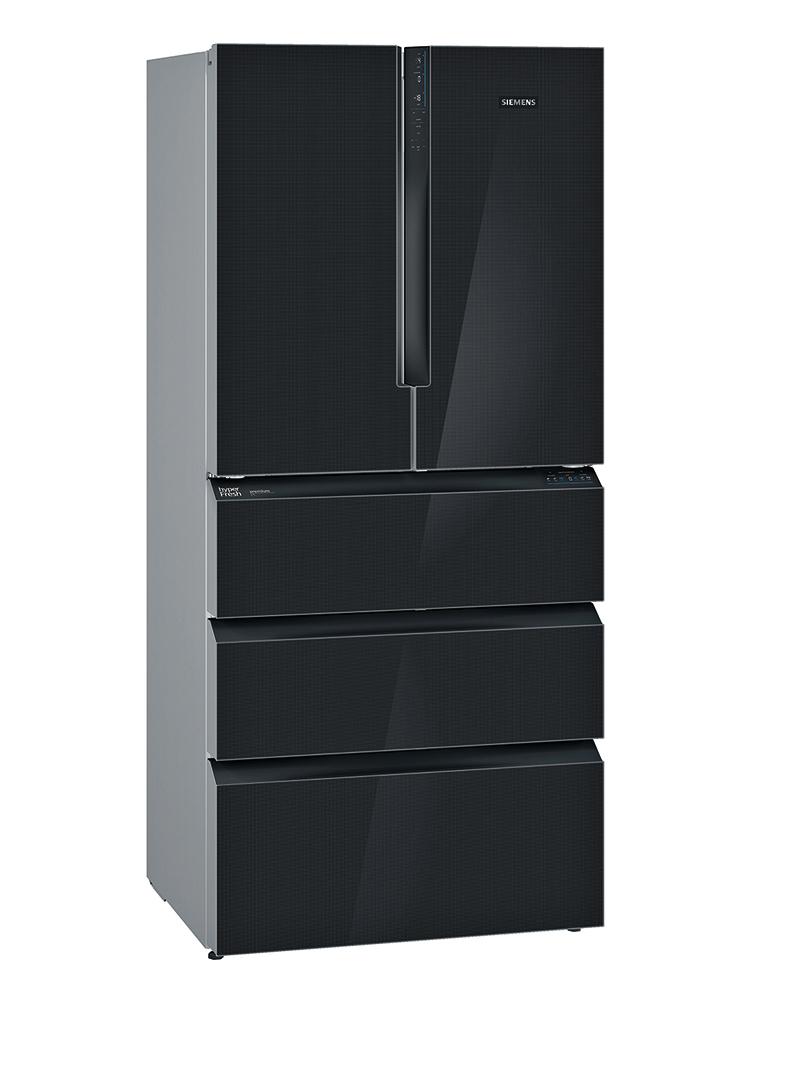 Moderná chladnička Siemens