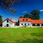 zrekonštruovaná farma vo Wieliczke