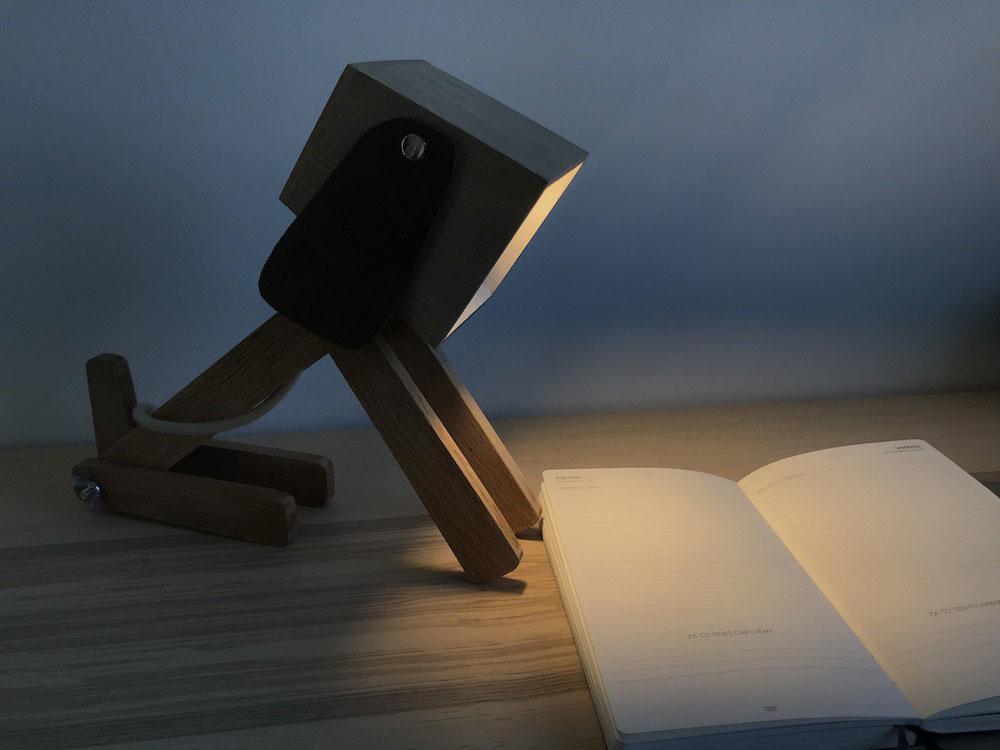 Lampa Woody