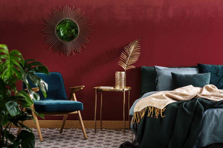 5 interiérových farieb, ktoré vytláčajú bielu. Viete, ktoré farby sú teraz IN?