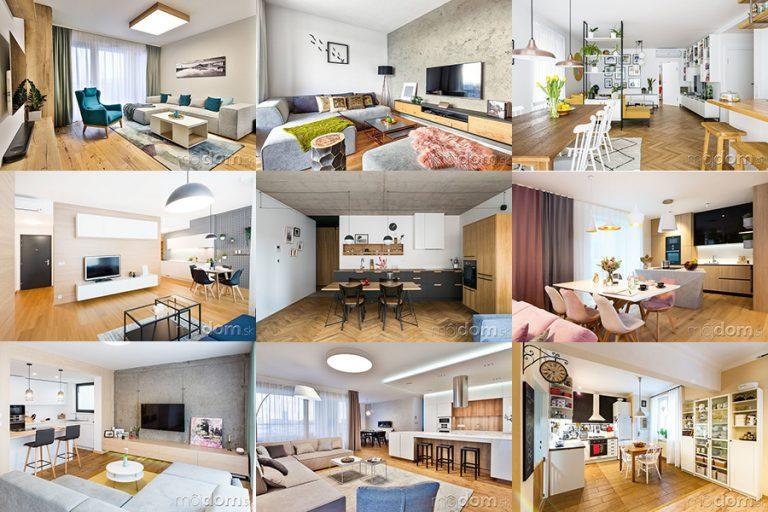 TOP 10 bytov v Bratislave, ktoré vás v roku 2019 zaujali najviac