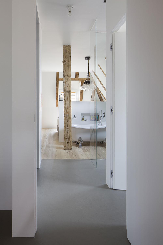 Rekonštrukcia bytu v Talianskych Alpách