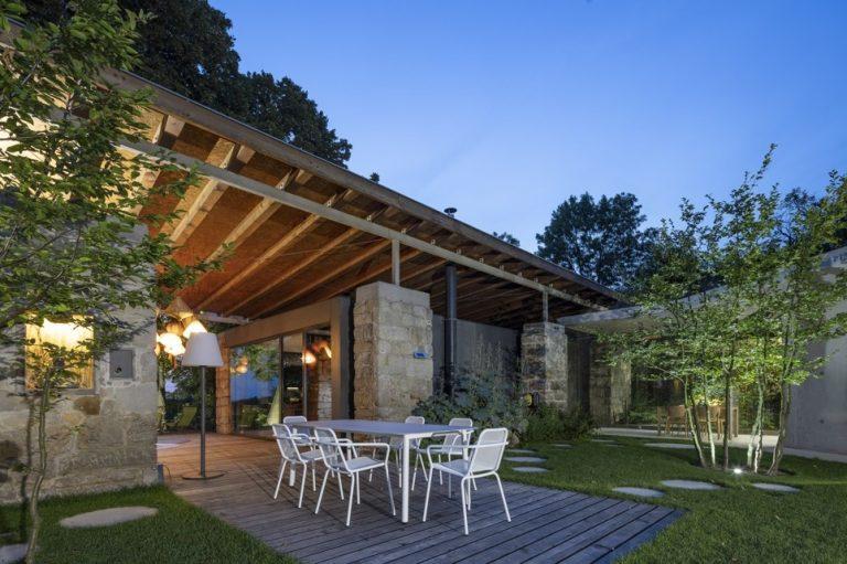 Súťaž Interiér roku: Objekt bývalej stodoly vhodný na bývanie a prácu