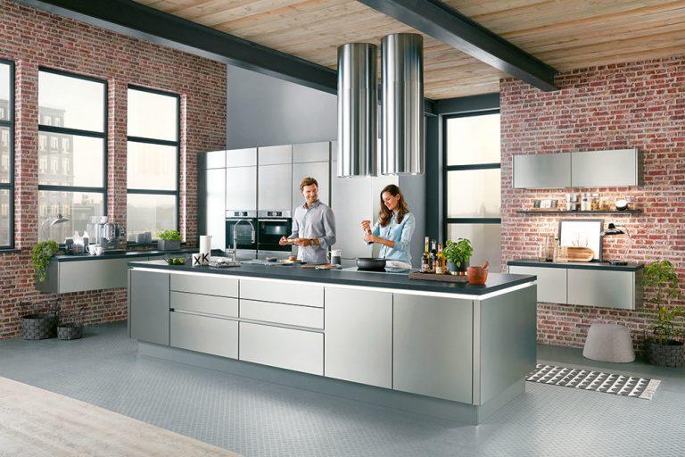 Škola interiérového dizajnu: Kuchyňa