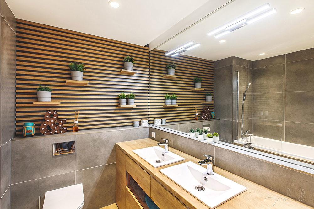 kúpeľňa Byt Hanulova