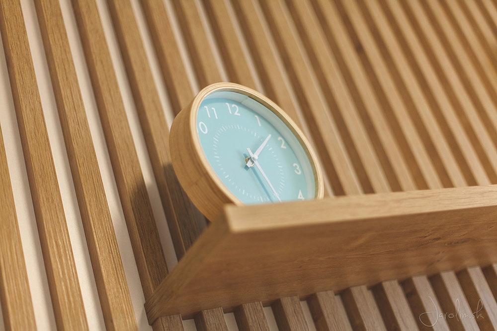 detail na hodiny