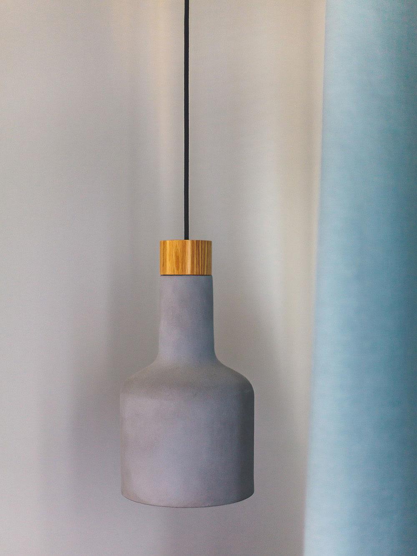 detail lampa