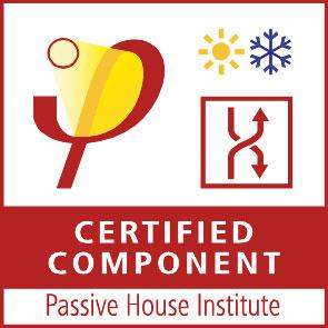 Certifikát Inštitútu pasívnych domov (Passive House Institute)