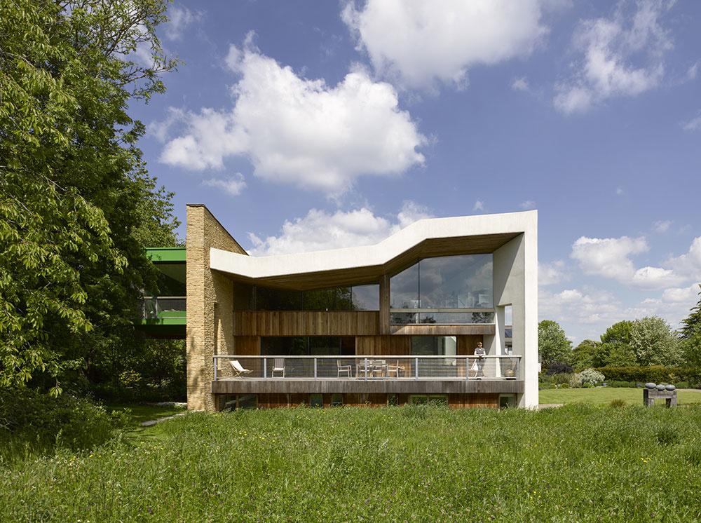 Dom stočený ako ulita slimáka: Aké výhody prináša?