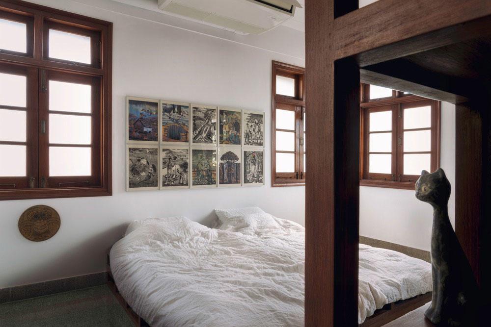 Vzdušný a multifunkčný byt v štýle Art deco