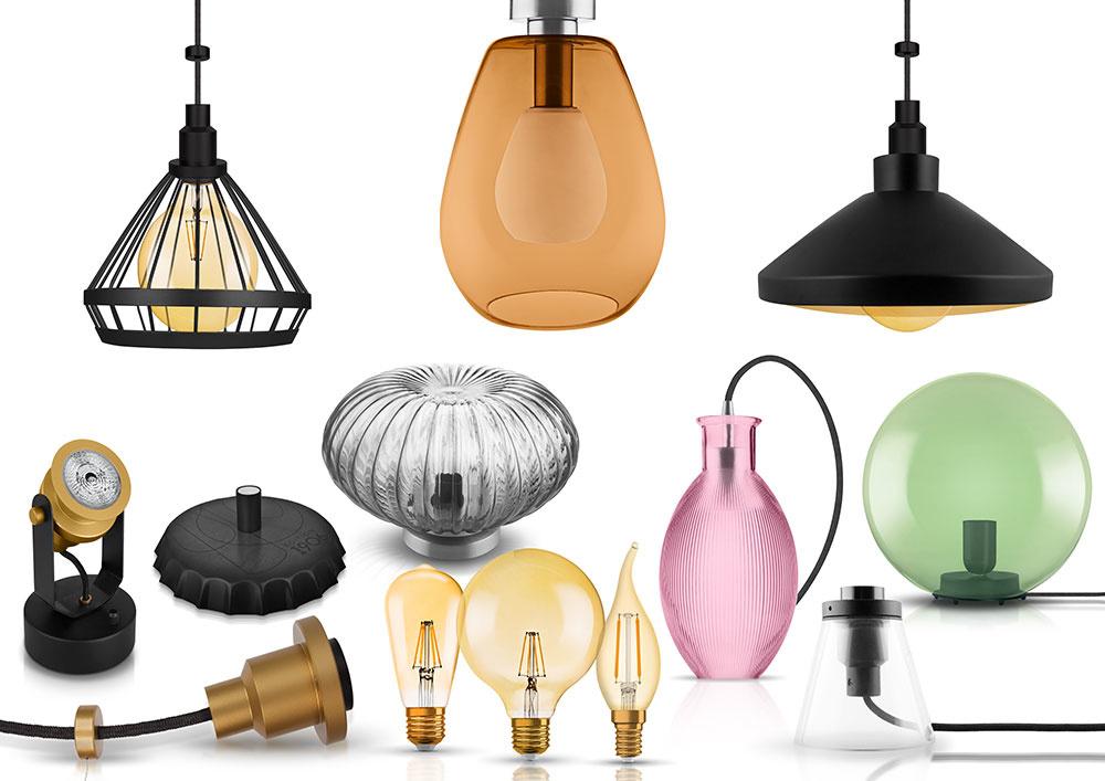 svietidlá a svetelné zdroje
