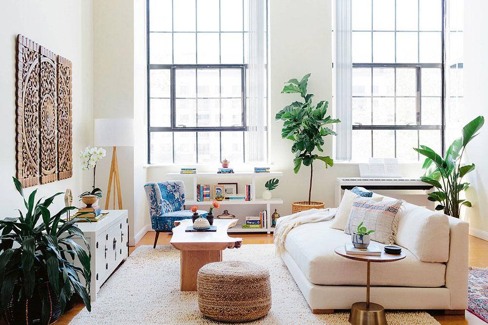 Biela sedačka – ako si ju udržať dlho čistú a krásnu